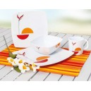 Sunrise dinning set