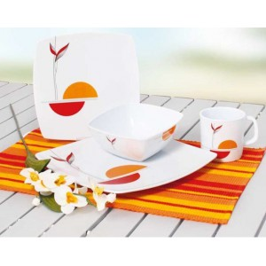Sunrise dining set